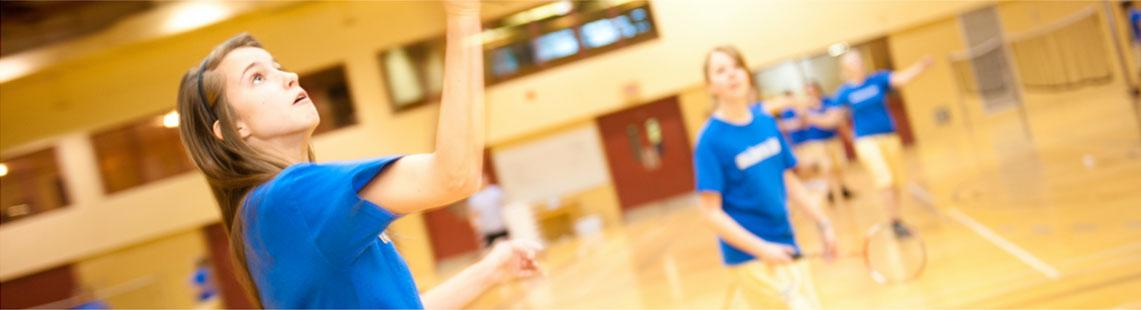 Badminton - Collège de Lévis