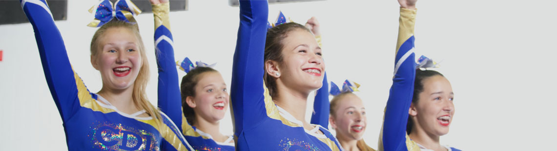 Cheerleading - Collège de Lévis