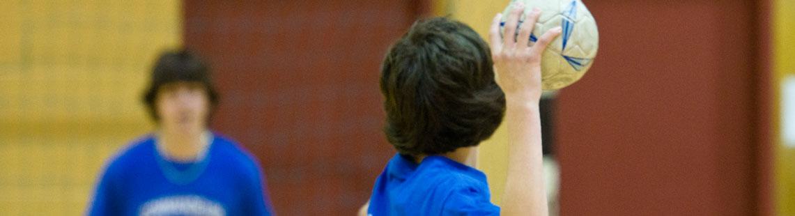 Handball - Collège de Lévis