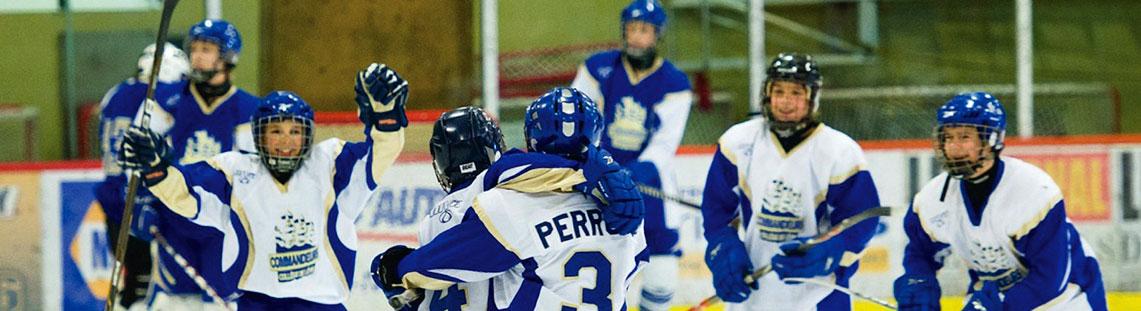 Études-sport Hockey - Collège de Lévis