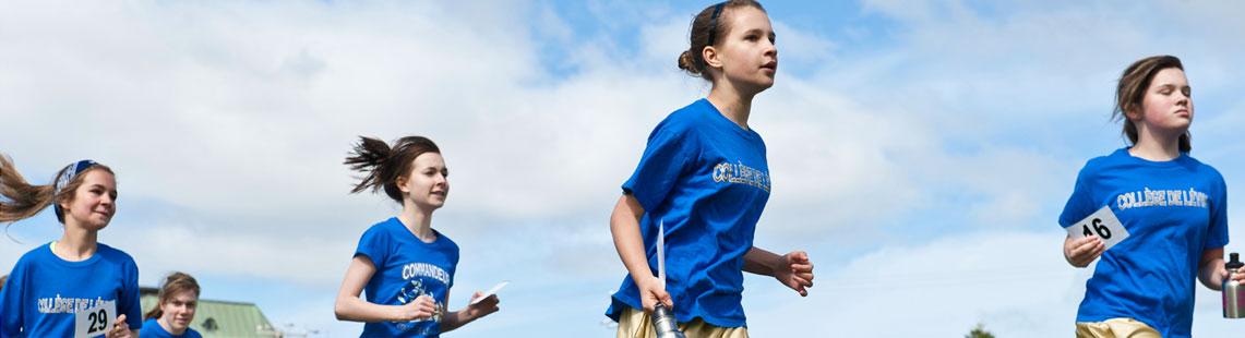 Jogging - Collège de Lévis