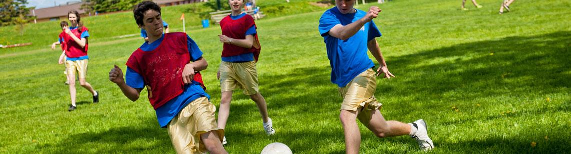 Soccer - Collège de Lévis