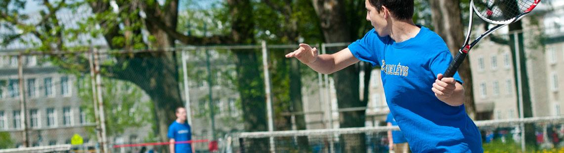 Tennis - Collège de Lévis